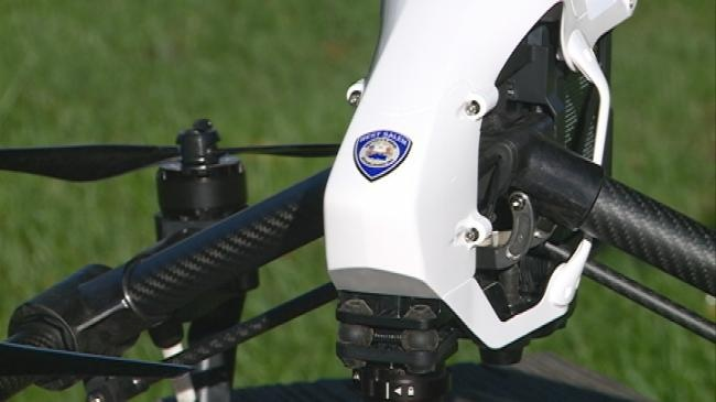 West Salem Police Dept. one of first to experiment with drones