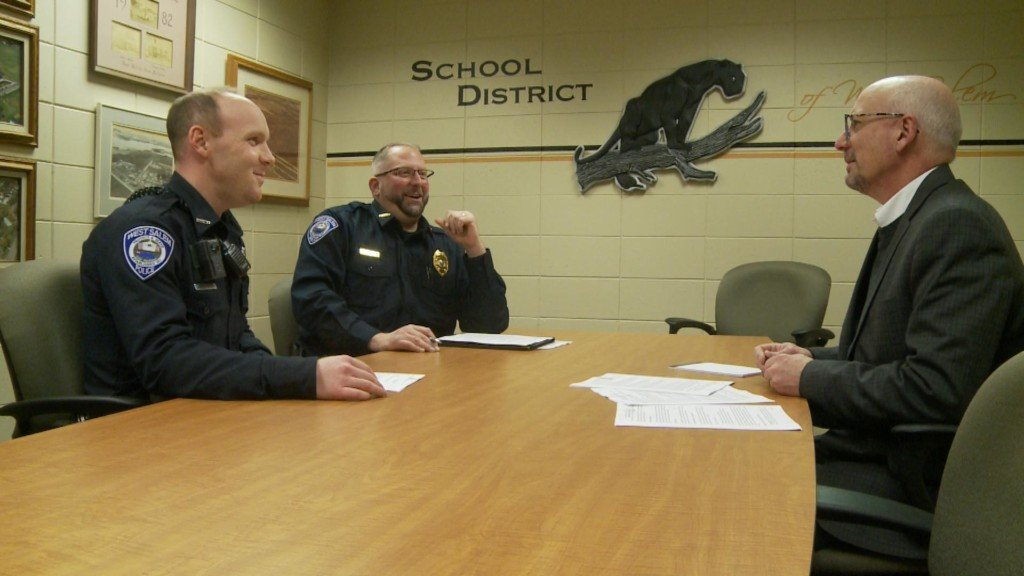 District sees benefits of school resource officer; will go to full-time in January