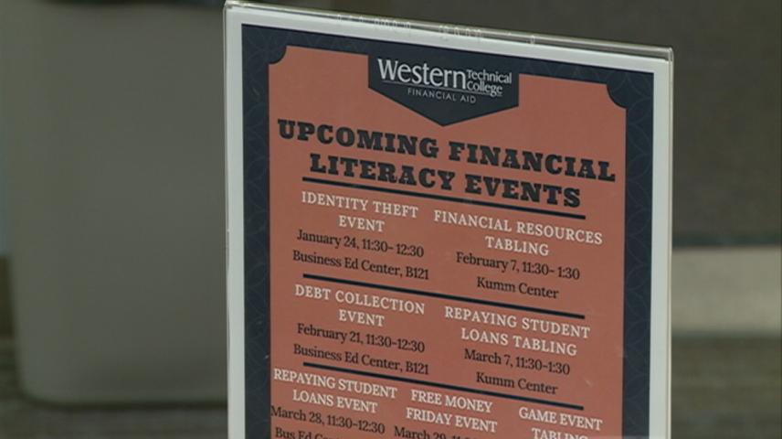 Identify theft class held at Western Technical College in La Crosse