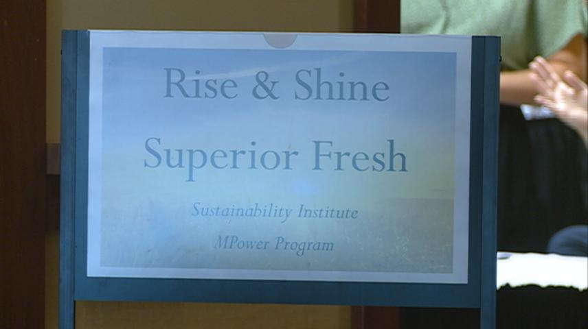 Business learn about Sustainability practices at Western Technical College