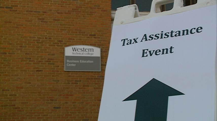 Western Technical College offering free tax assistance events