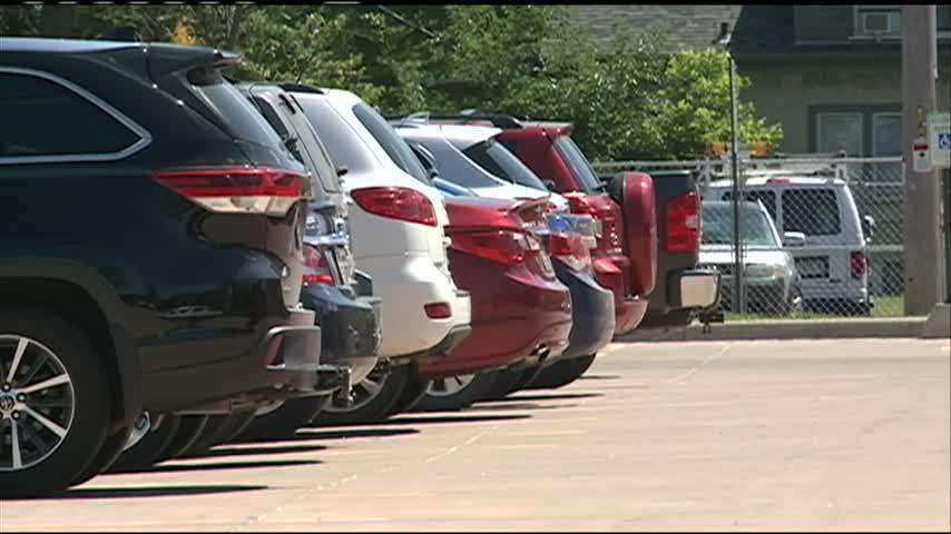 Parking rates decrease for Western Technical College students