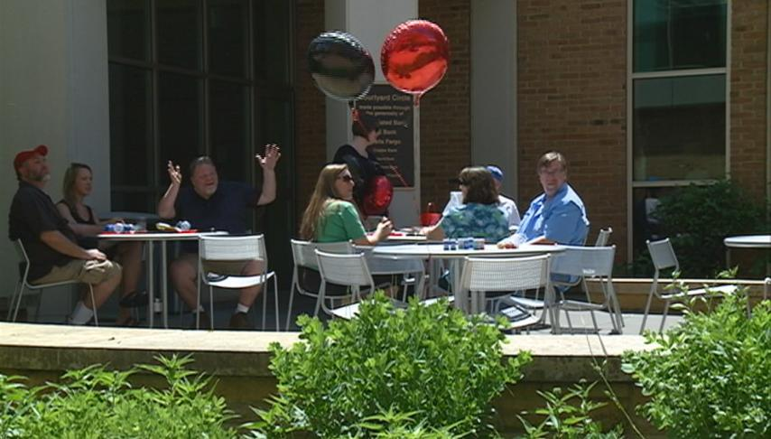 Western Technical College celebrates end of building projects