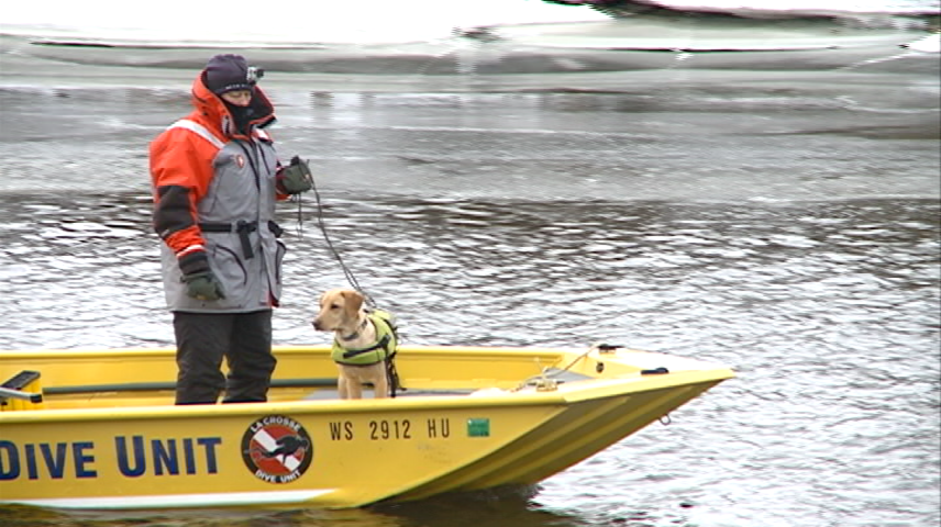 Crews still searching for missing person in La Crosse