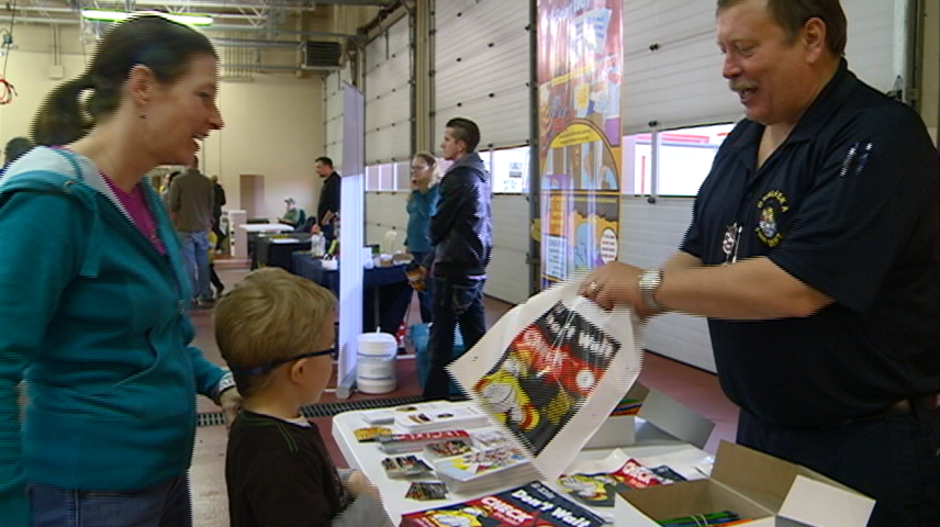 Onalaska Fire Department hosts open house