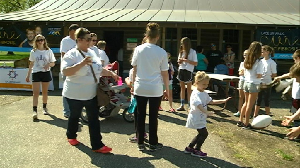 La Crosse runners join national movement for cystic fibrosis research