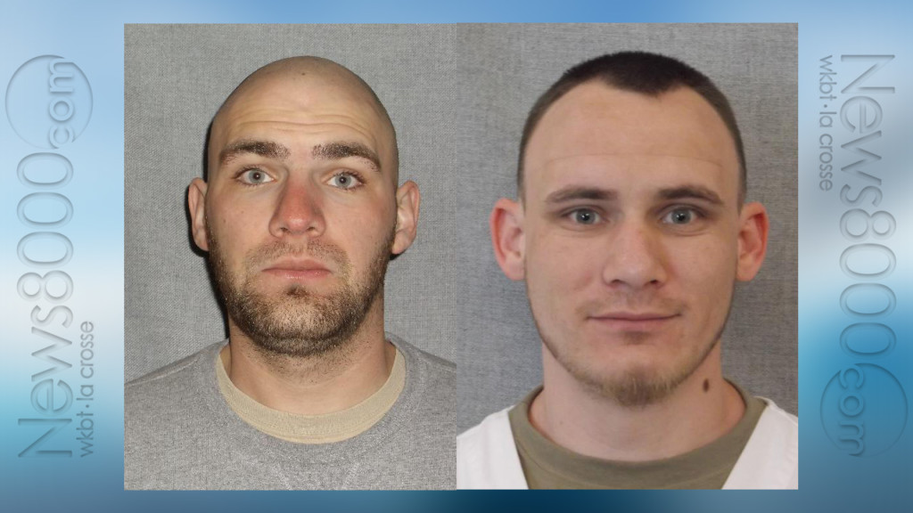UPDATE: Two escaped Wisconsin inmates captured