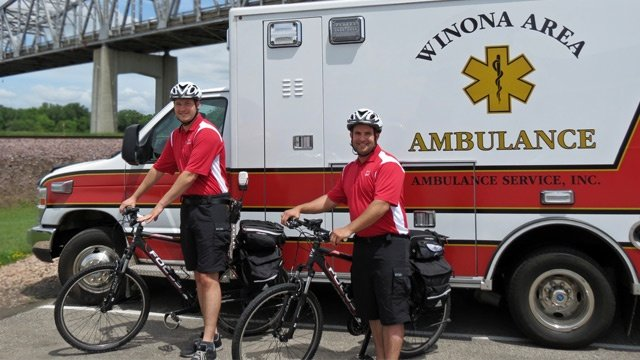 Winona Area Ambulance Service launches Bike Team