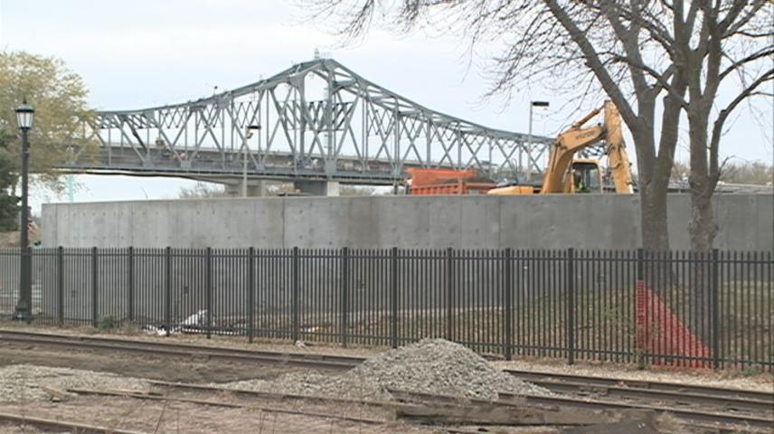 Renovations to Winona's Levee Park delayed following weather, negotiations