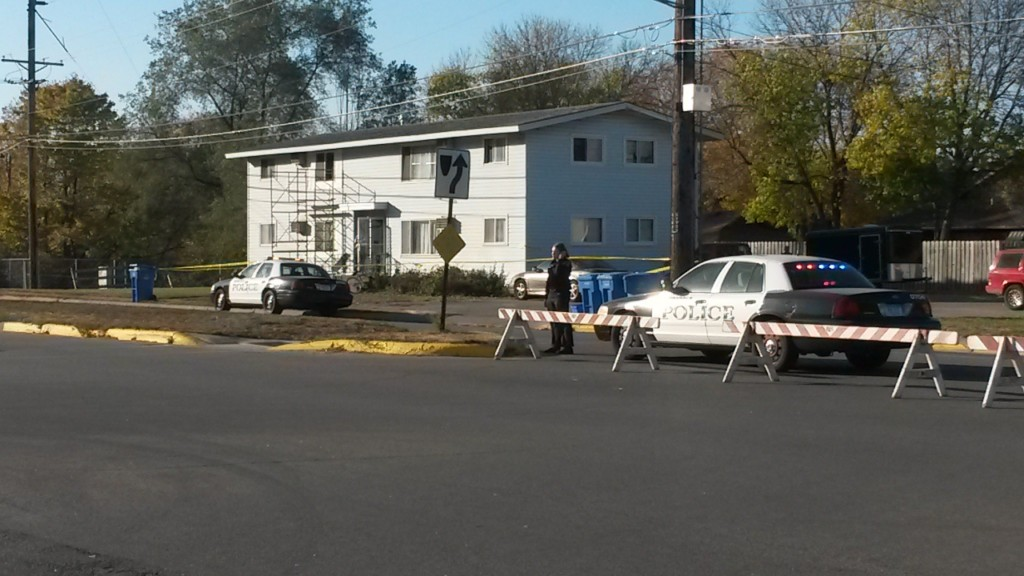 Winona Police investigate report of a shooting Sunday afternoon