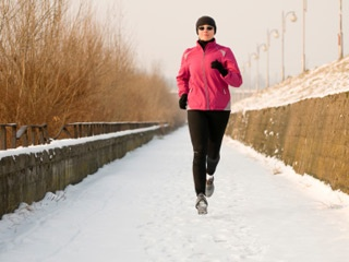 Safe winter workouts