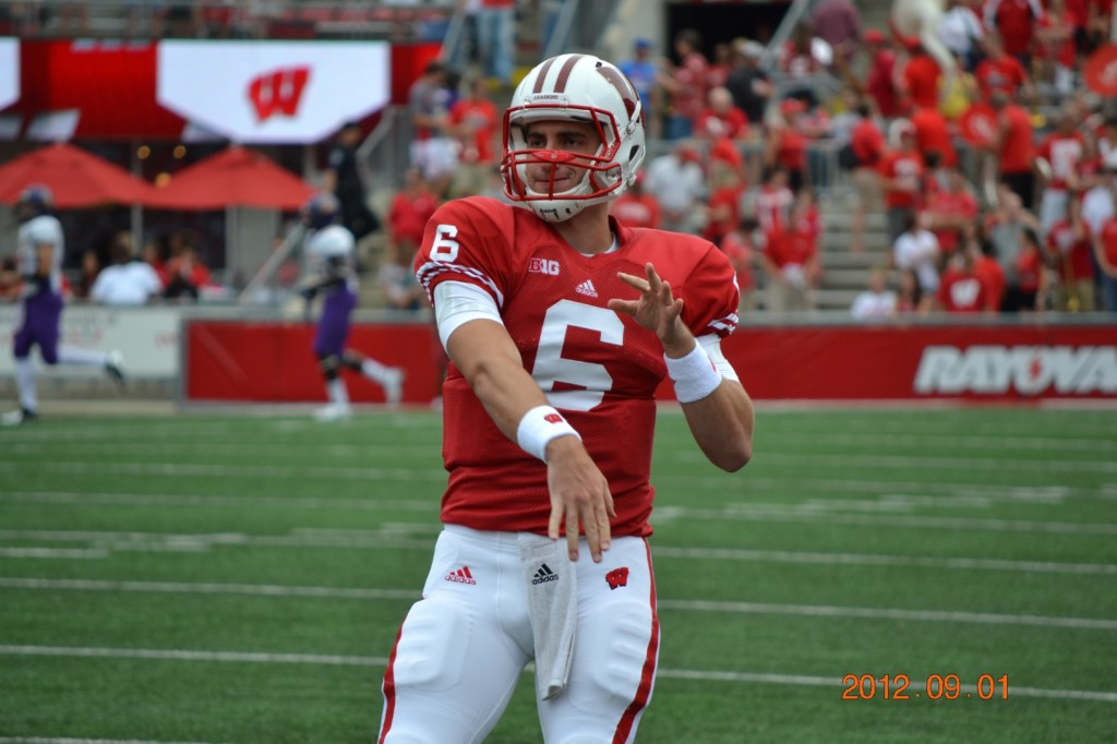 Badger QB O'Brien leaves program