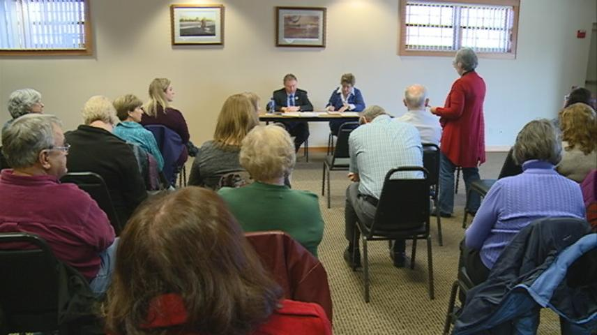State leaders hear from residents in West Salem area on proposed budget