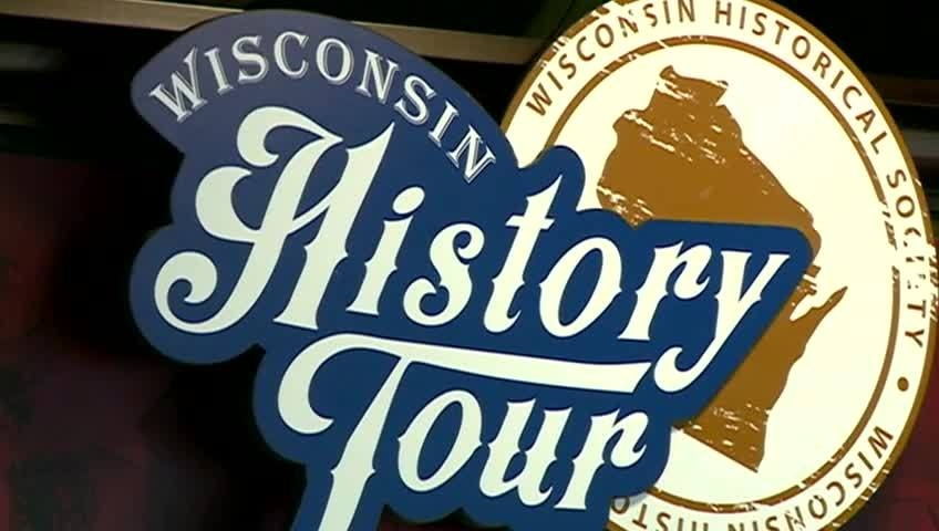 Wisconsin History Tour stops in La Crosse to honor veterans