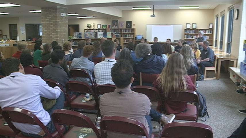 Wisconsin Idea Seminar stops in De Soto