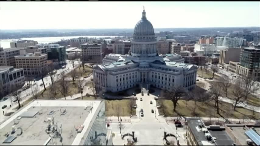 Evers signs state budget after adding 78 vetoes