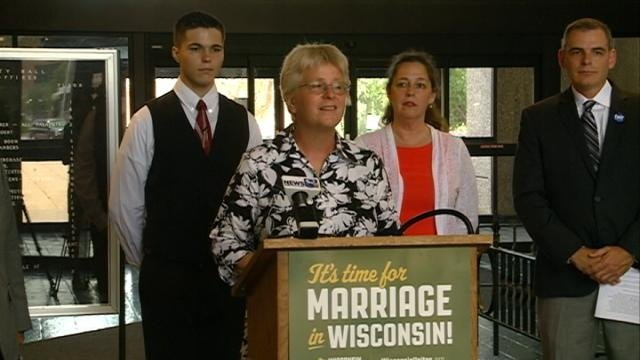 'Wisconsin Unites for Marriage' coalition comes to La Crosse