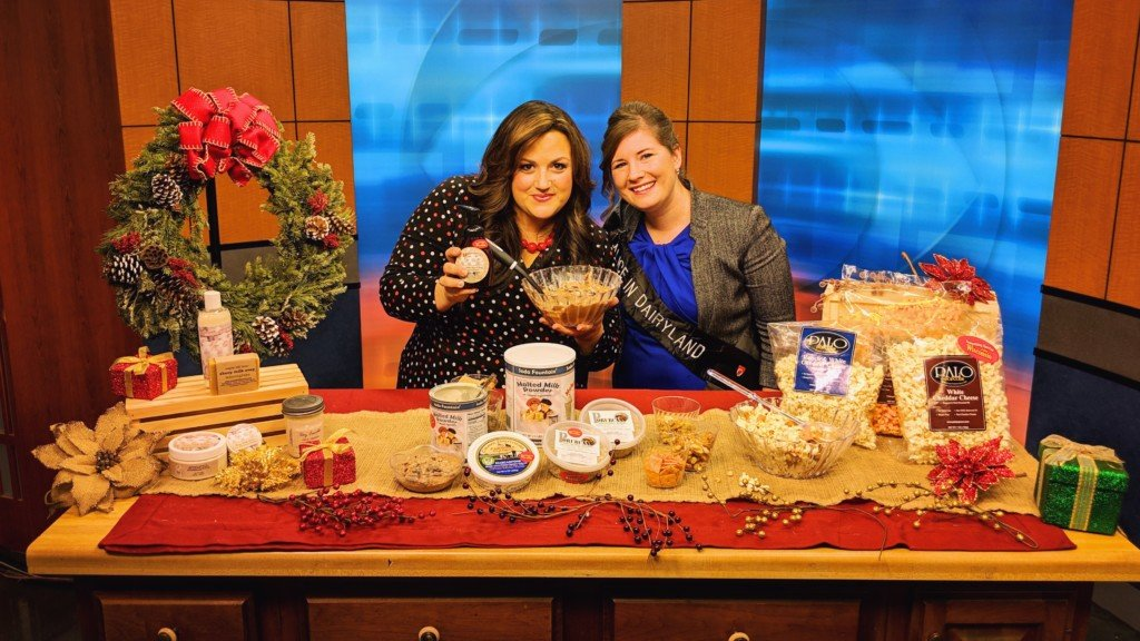 Alice in Dairyland visits N8TM