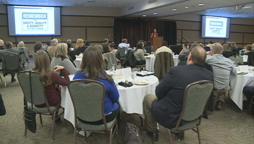 Business, community leaders tackle lack of skilled workers in area