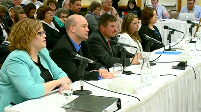 Whistleblowers, families ask for accountability at Tomah VA