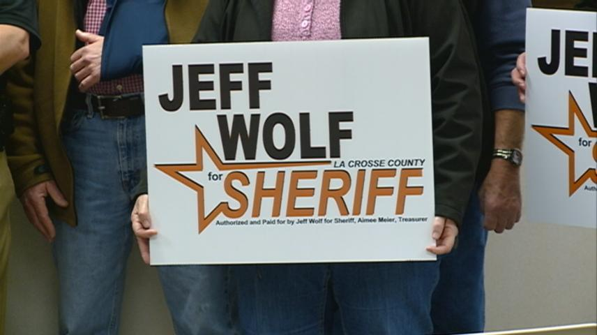 La Crosse County Sheriff's Department Chief Deputy announces candidacy for Sheriff