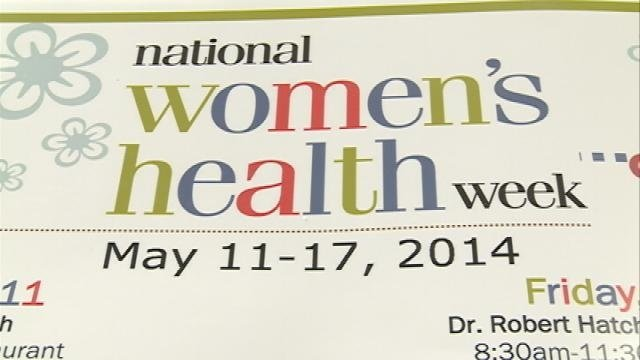 Free sessions, screenings available for Women's Health Week