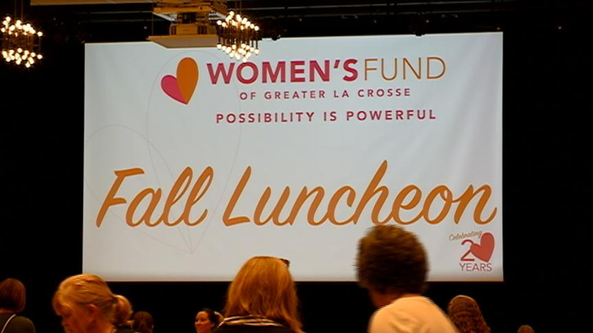 Women's Fund celebrates 20th anniversary at Fall Luncheon