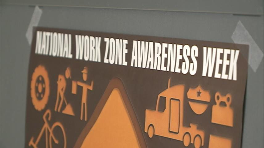 Wisconsin DOT raising awareness for driving safety during Work Zone Awareness Week