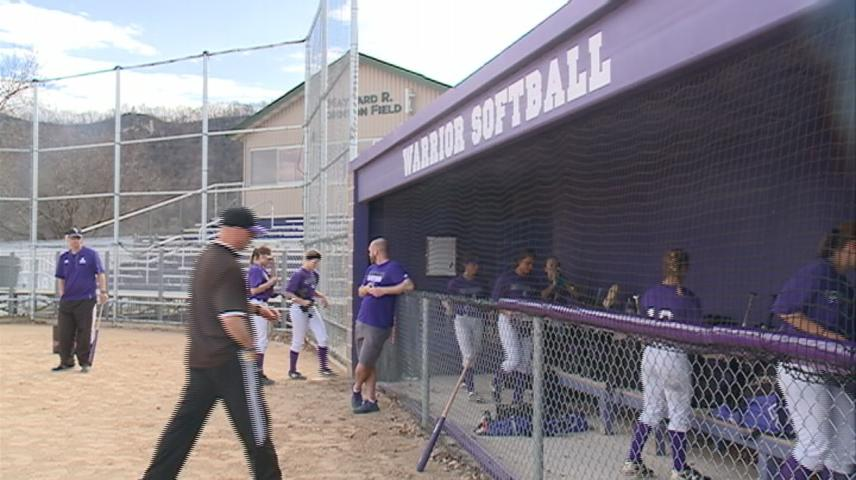 Winona State softball firing on all cylinders