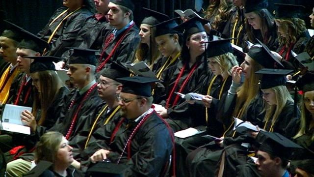 Western Technical College commencement ceremony