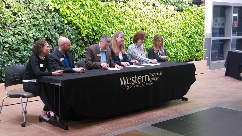 Viterbo University and Western Technical College form engineering partnership