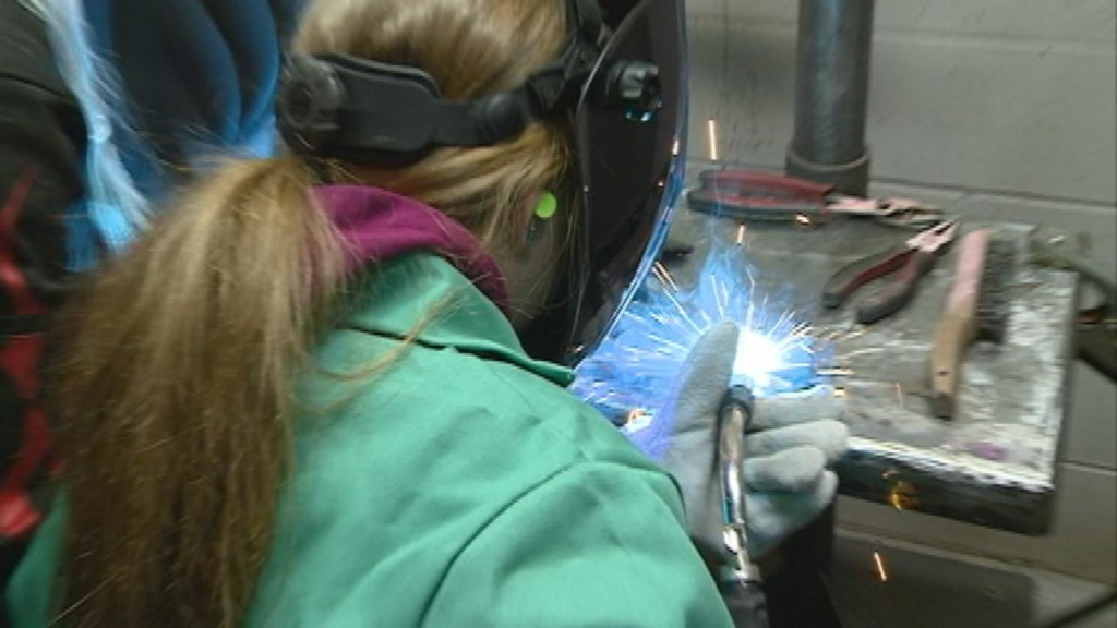 Why Western Technical College wants more women in its trade programs