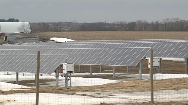Xcel Energy's second solar garden up and running in our area