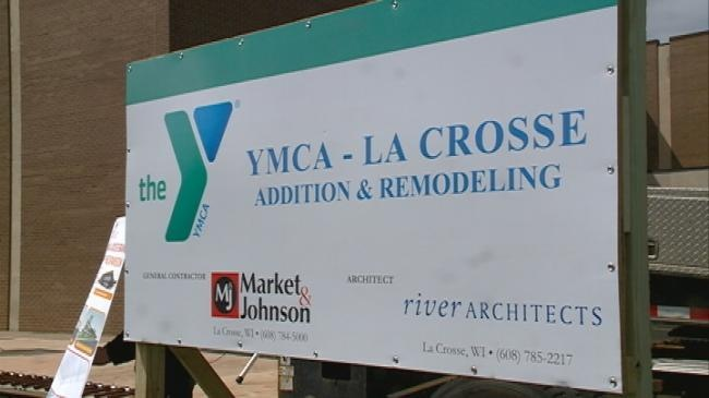 YMCA expansion begins Wednesday