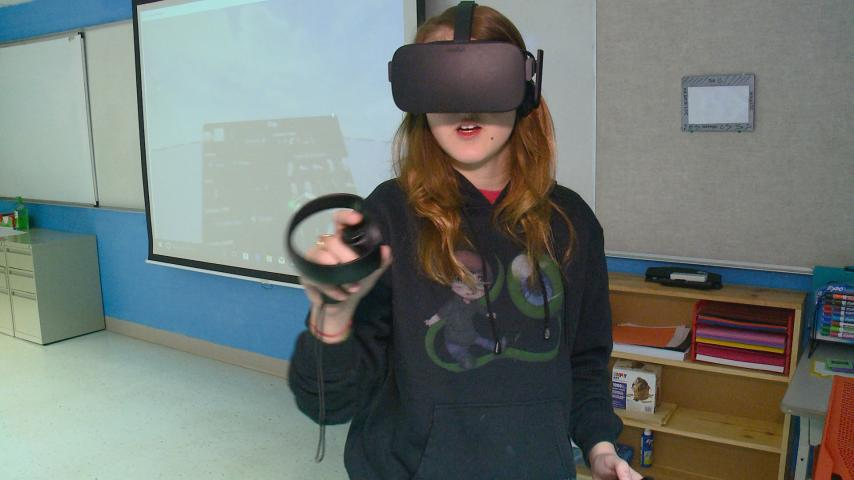 Students turn virtual designs into reality