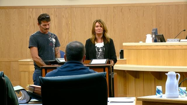 First couple graduates from Wabasha County Substance Abuse Court