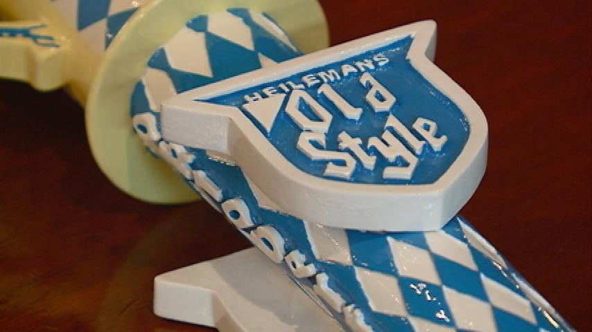Old Style Oktoberfest beer unveiled at City Brewery