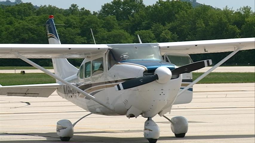 Young Eagles program allows area kids to take flight