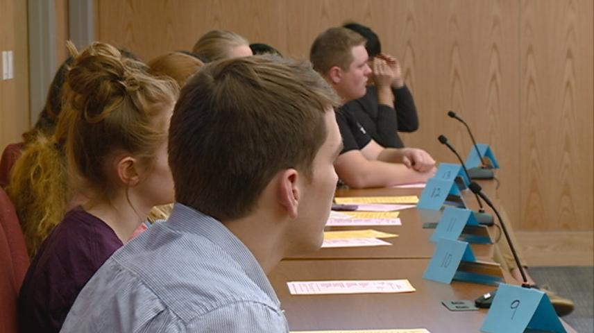 'Youth & Government Day' offers students insight into local government