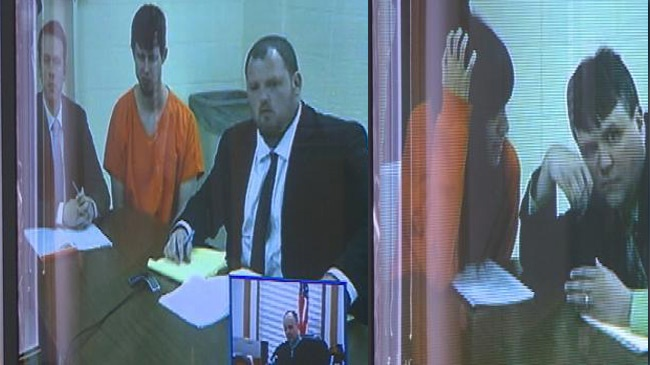 Bond set for 2 suspects in Tomah homicide case