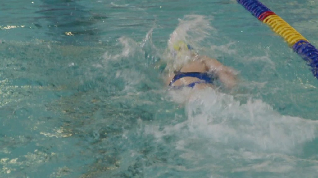 WAVE Swim Team hosts annual swim meet