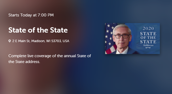 2020 state of the state