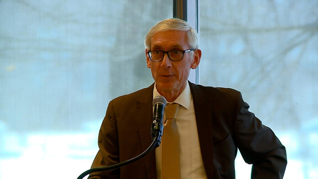 Gov. Evers at LADCO