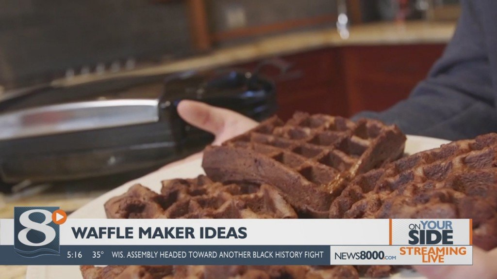 On Your Side 2/3/2020 – Waffle Makers