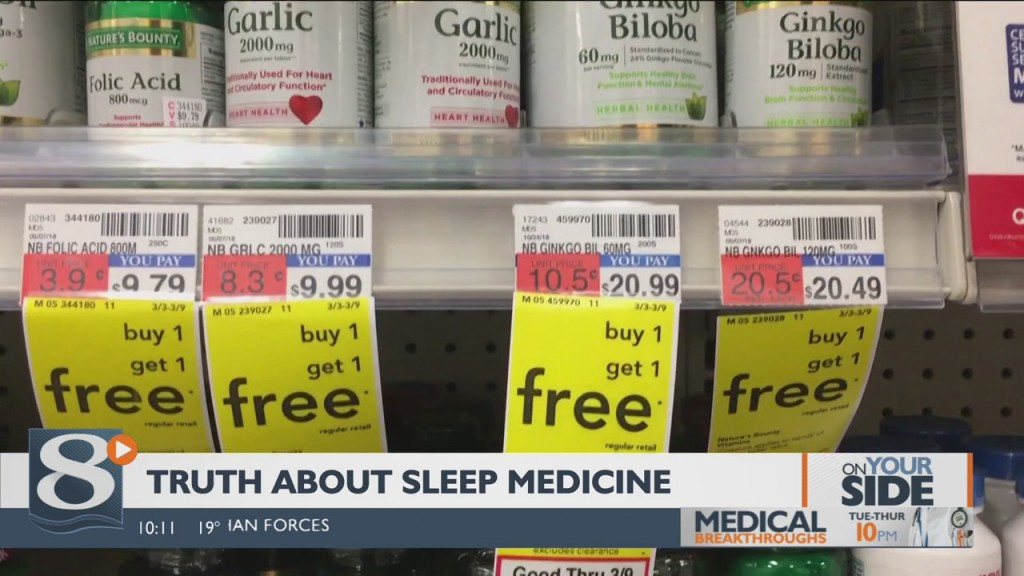 On Your Side – 2/9/20 – Truth about sleep medicine