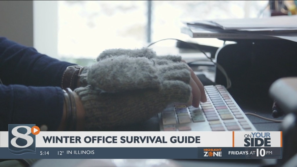 On Your Side – Winter office survival guide
