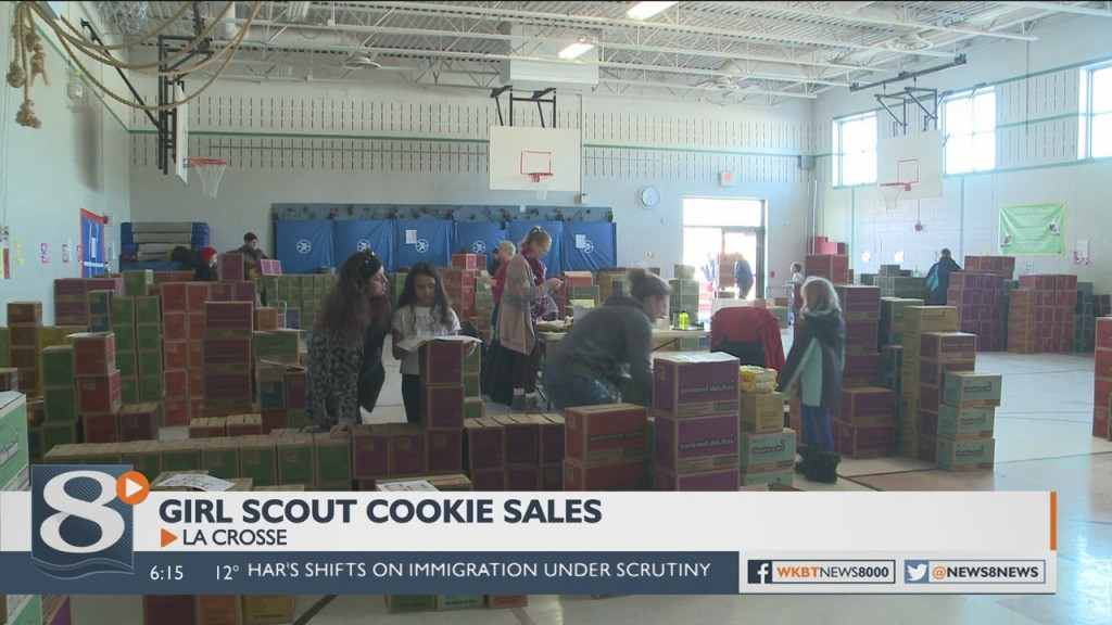 Girl Scout Cookie Program kicks off Saturday