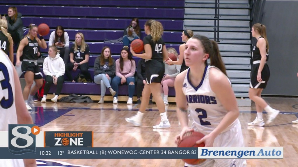 News 8 Now Highlight Zone 2/14/2020 – Winona State Basketball