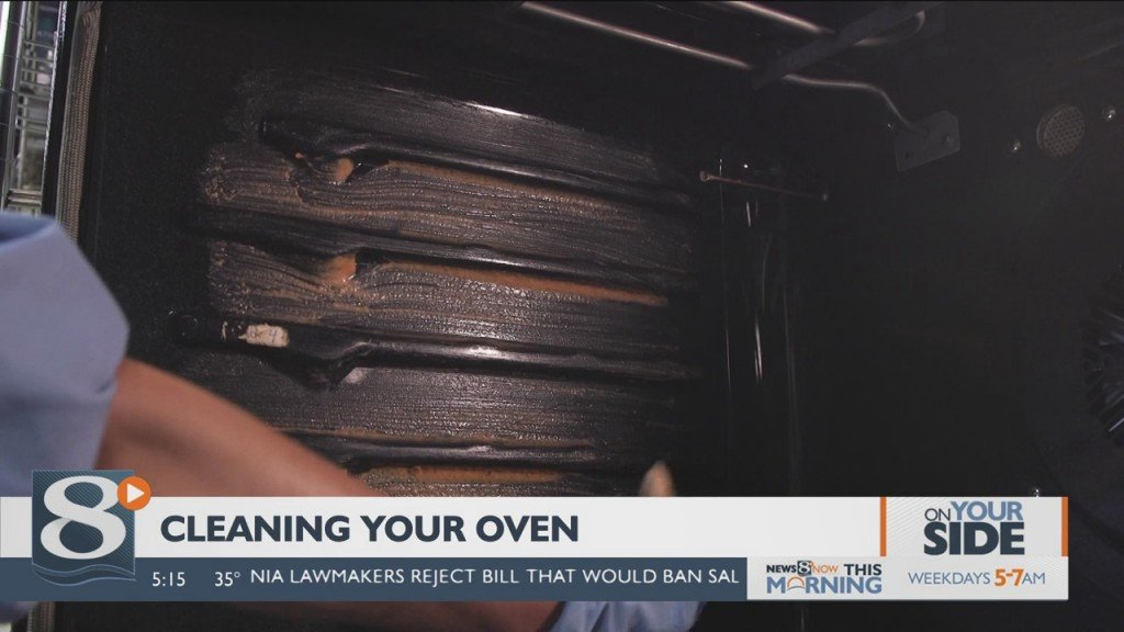 When is the last time you cleaned your oven?