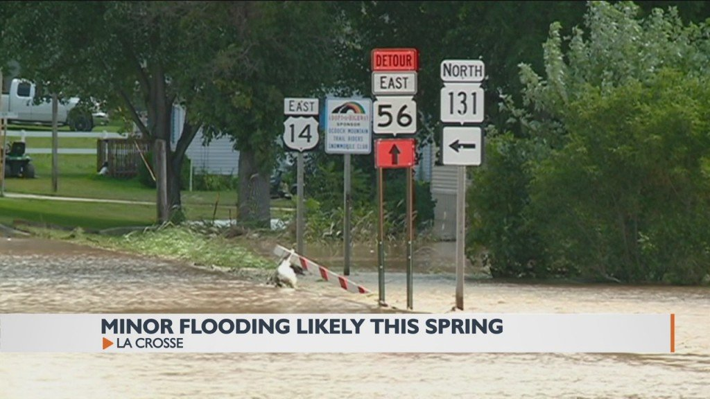 Minor flooding likely this spring, with significant flooding possible in some communities